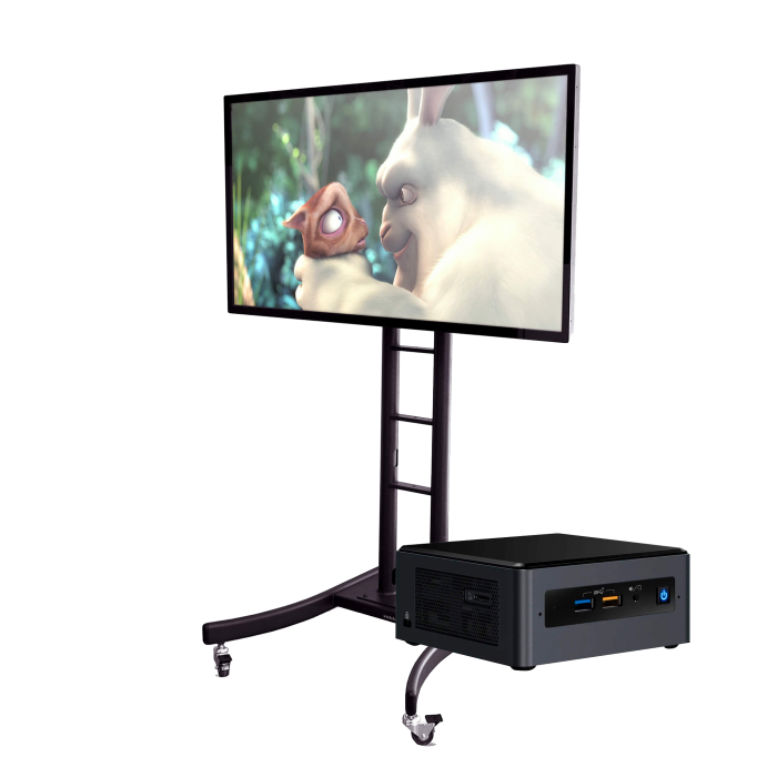 IH Touch Screen & PC 55